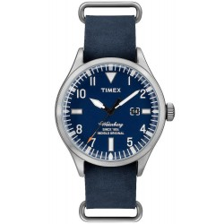 Buy Men's Timex Watch The Waterbury Date Quartz TW2P64500