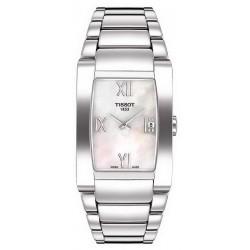 Women's Tissot Watch T-Lady Generosi-T T0073091111300 Mother of Pearl