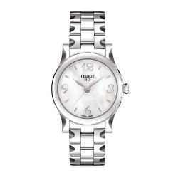 Women's Tissot Watch T-Classic Stylis-T T0282101111702 Mother of Pearl