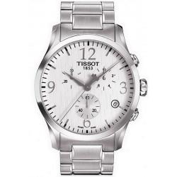 Men's Tissot Watch T-Classic Stylis-T Chronograph T0284171103700