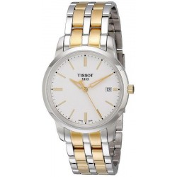 Men's Tissot Watch Classic Dream T0334102201101 Quartz