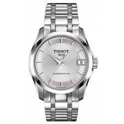 Women's Tissot Watch T-Classic Couturier Powermatic 80 T0352071103100