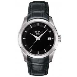 Women's Tissot Watch T-Classic Couturier Quartz T0352101605100