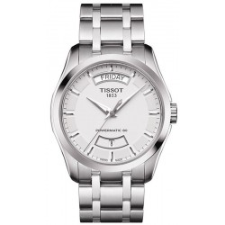 Men's Tissot Watch T-Classic Couturier Powermatic 80 T0354071103101