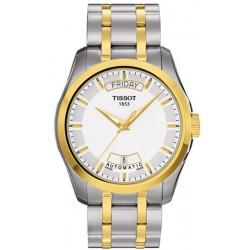 Men's Tissot Watch T-Classic Couturier Automatic T0354072201100