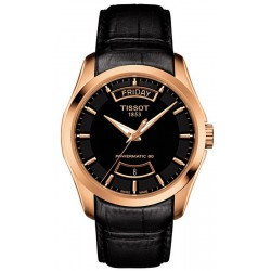 Men's Tissot Watch T-Classic Couturier Powermatic 80 T0354073605101