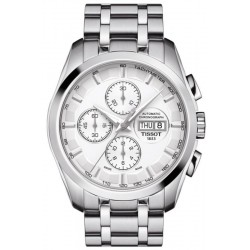 Men's Tissot Watch Couturier Automatic Chronograph T0356141103100