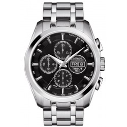Men's Tissot Watch Couturier Automatic Chronograph T0356141105101