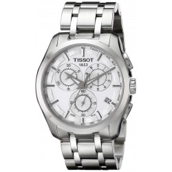 Men's Tissot Watch T-Classic Couturier Chronograph T0356171103100