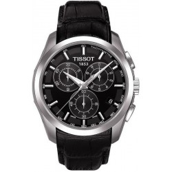 Men's Tissot Watch T-Classic Couturier Chronograph T0356171605100