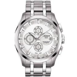 Men's Tissot Watch Couturier Automatic Chronograph T0356271103100