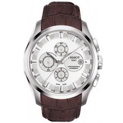 Men's Tissot Watch Couturier Automatic Chronograph T0356271603100