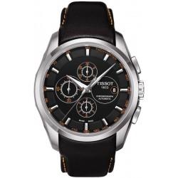 Men's Tissot Watch Couturier Automatic Chronograph T0356271605101