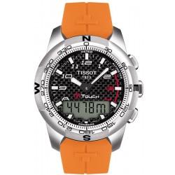 Men's Tissot Watch T-Touch II Titanium T0474204720701