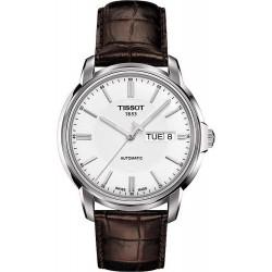 Men's Tissot Watch T-Classic Automatics III T0654301603100