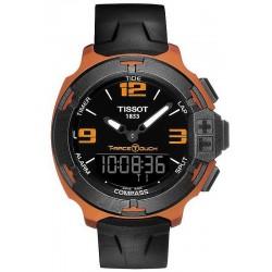 Men's Tissot Watch T-Race Touch Aluminium T0814209705703
