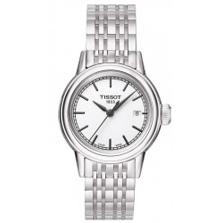 Women's Tissot Watch T-Classic Carson Quartz T0852101101100