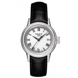 Buy Women's Tissot Watch T-Classic Carson Quartz T0852101601300