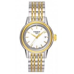 Women's Tissot Watch T-Classic Carson Quartz T0852102201100