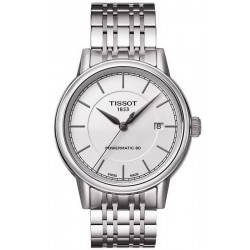 Men's Tissot Watch T-Classic Carson Powermatic 80 T0854071101100