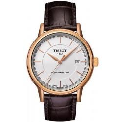 Men's Tissot Watch T-Classic Carson Powermatic 80 T0854073601100
