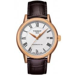 Men's Tissot Watch T-Classic Carson Powermatic 80 T0854073601300