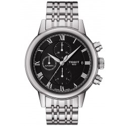 Men's Tissot Watch Carson Automatic Chronograph T0854271105300