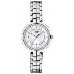 Women's Tissot Watch T-Lady Flamingo T0942101111100 Mother of Pearl