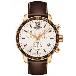 Men's Tissot Watch T-Sport Quickster Chronograph T0954173603702