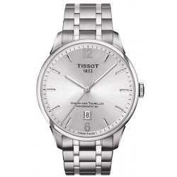 Buy Men's Tissot Watch Chemin Des Tourelles Powermatic 80 T0994071103700