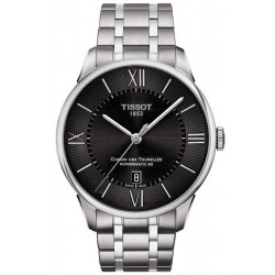 Buy Men's Tissot Watch Chemin Des Tourelles Powermatic 80 T0994071105800