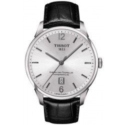 Buy Men's Tissot Watch Chemin des Tourelles Powermatic 80 T0994071603700
