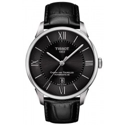 Men's Tissot Watch Chemin Des Tourelles Powermatic 80 T0994071605800