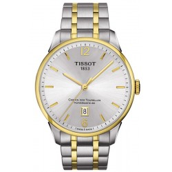 Buy Men's Tissot Watch Chemin Des Tourelles Powermatic 80 T0994072203700