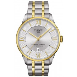 Men's Tissot Watch Chemin Des Tourelles Powermatic 80 T0994072203800