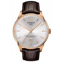 Men's Tissot Watch Chemin Des Tourelles Powermatic 80 T0994073603700