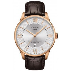 Buy Men's Tissot Watch Chemin Des Tourelles Powermatic 80 T0994073603800