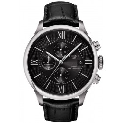 Men's Tissot Watch Chemin Des Tourelles Automatic Chronograph T0994271605800