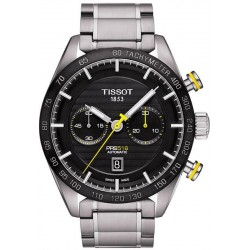 Men's Tissot Watch PRS 516 Automatic Chronograph T1004271105100