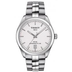 Men's Tissot Watch T-Classic PR 100 Powermatic 80 T1014071103100