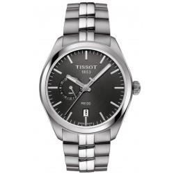 Men's Tissot Watch T-Classic PR 100 Dual Time T1014521106100