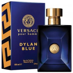Versace Pour Homme Dylan Blue Perfume for Men Eau de Toilette EDT Vapo 100 ml
