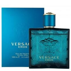Versace Eros Perfume for Men Eau de Toilette EDT Vapo 100 ml